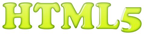 HTML5カテゴリのロゴ画像
