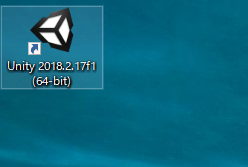 最新Unityのダウンロードとインストール(2018.2.17f1)