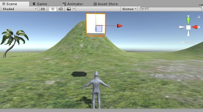 Unity:Sliderを使ってボスキャラのHPバーを表現する
