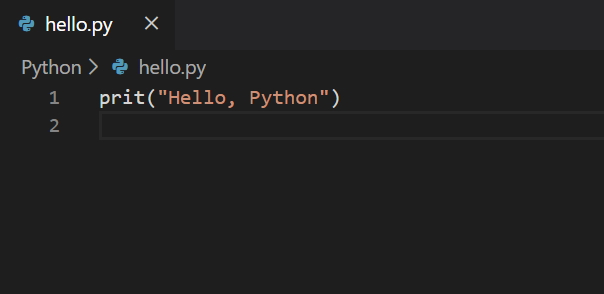 Visual Studio CodeでPythonプログラミングを始める(Windows編)
