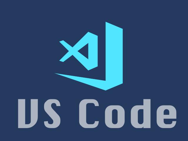 Visual Studio Codeのロゴ